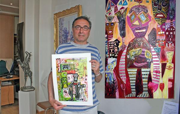 Pascal Robaglia : Un parcours professionnel dans le monde d'art