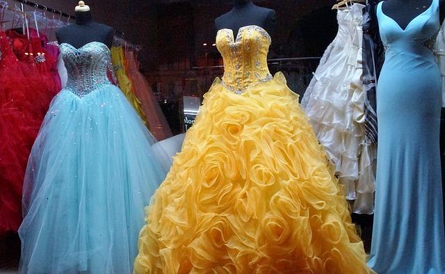 Quelle est la meilleur robe de soirée pour un mariage ?