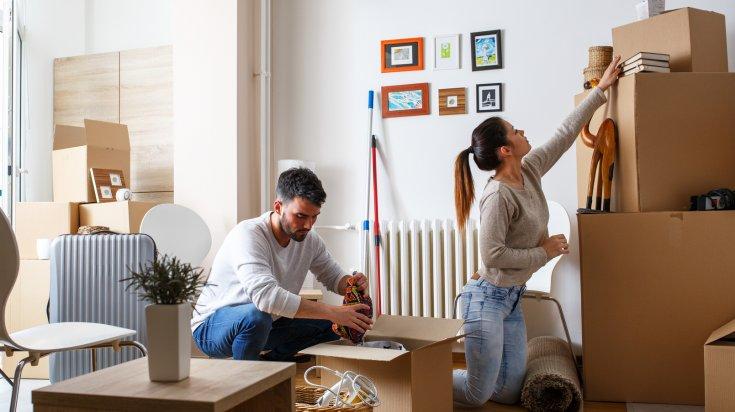 Guide de déménagement facile pour les nouveaux déménageurs