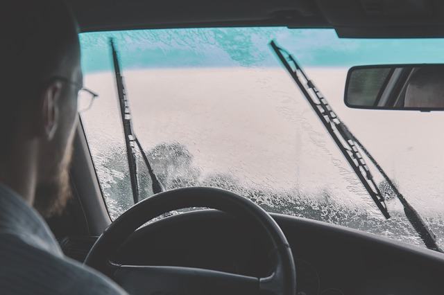 Entretien automobile : la réparation du pare-brise