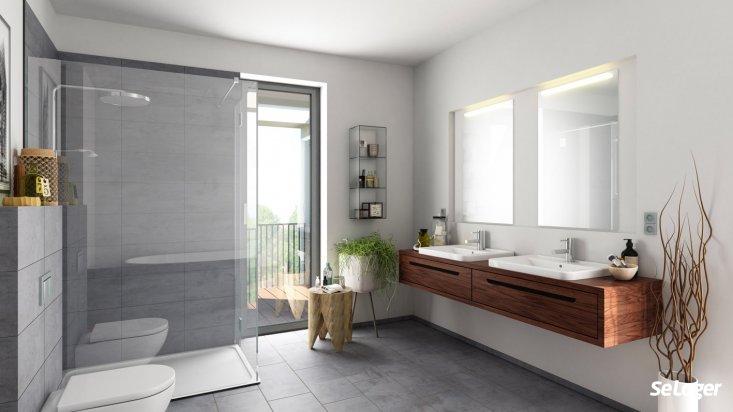 Une rénovation baignoire avec douche