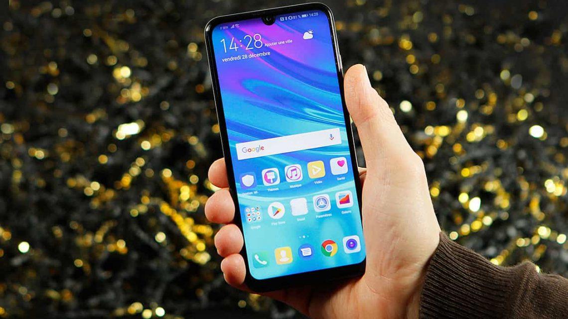 En savoir plus sur Huawei P Smart